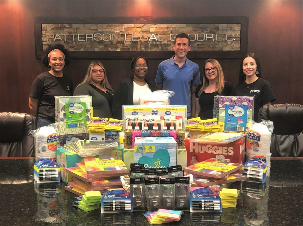 School Supply Drive supporting The Pando Initiative